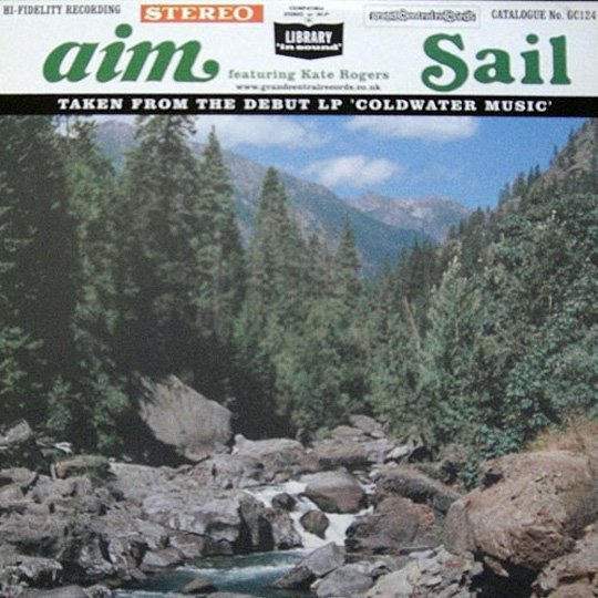 Aim Sail single Grand Central Records