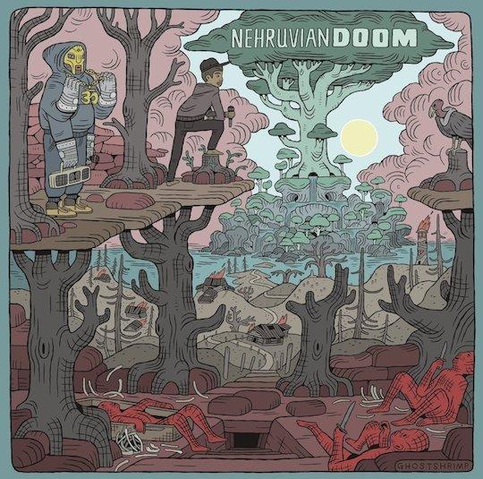 NehruvianDOOM share new track and album details