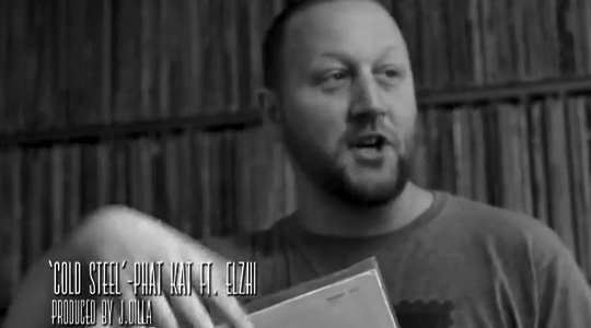 DJ Mr Thing on finding J.Dilla's 'Cold Steel' sample