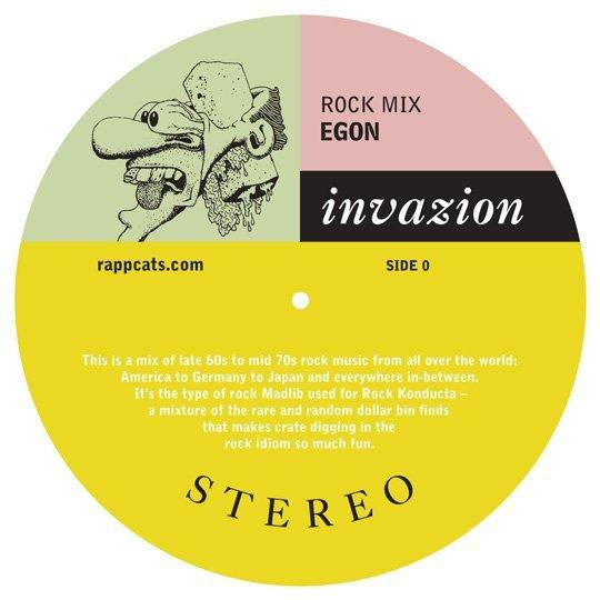 Egon Rock Mix for rappcats.com