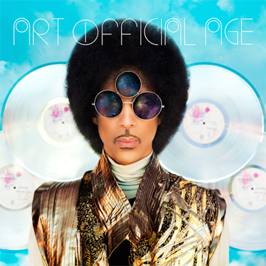 Prince plans to release two albums on the same day