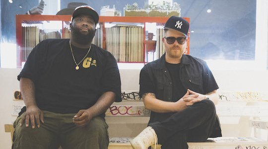 Listen: Run The Jewels – Oh My Darling Don't Cry