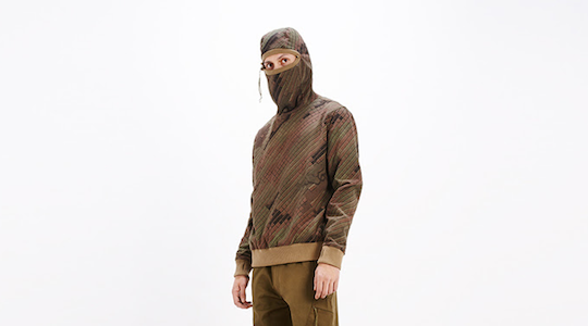 New styles added to the Maharishi A/W collection