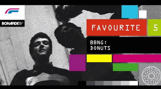 Watch: Bonafide TV Episode 10 – BADBADNOTGOOD's 5 favourite donuts
