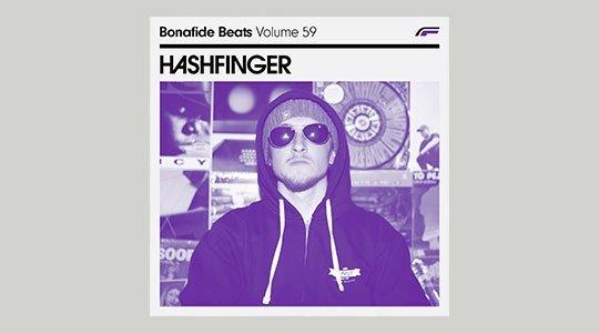 Hashfinger mix for Bonafide Beats