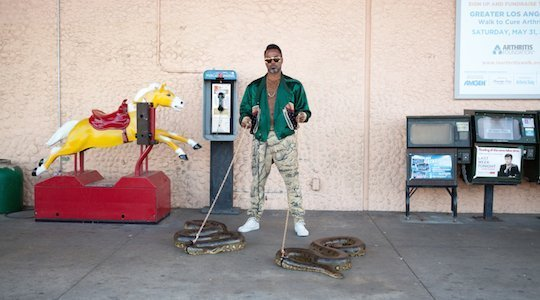 Watch: Shabazz Palaces – Motion Sickness