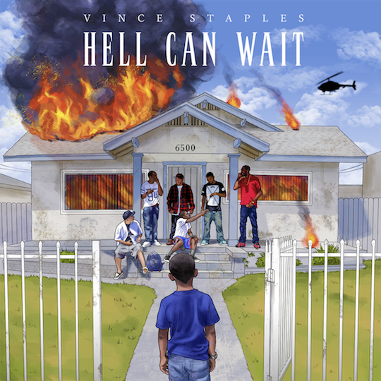 Review: Vince Staples – Hell Can Wait