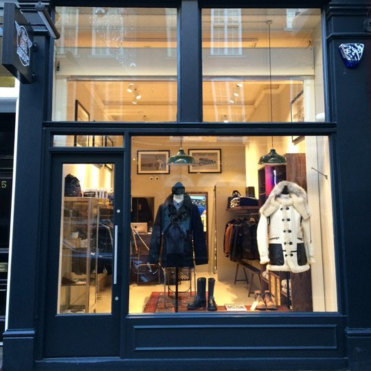 The Real McCoy's shop opens in London