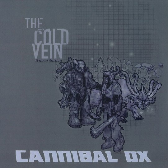 Throwback Thursday: Cannibal Ox – The Cold Vein reviewed