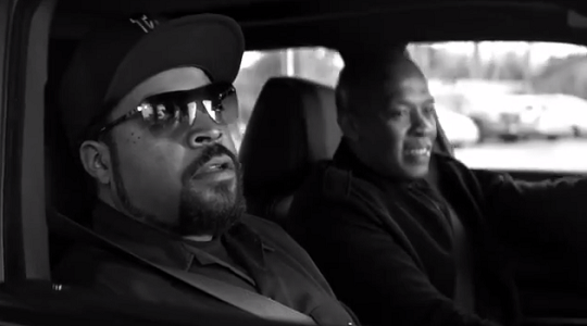 Watch: new trailer for N.W.A. biopic Straight Outta Compton