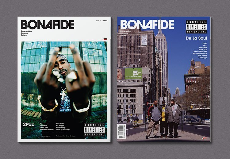 Bonafide issue 10 - 90s Special