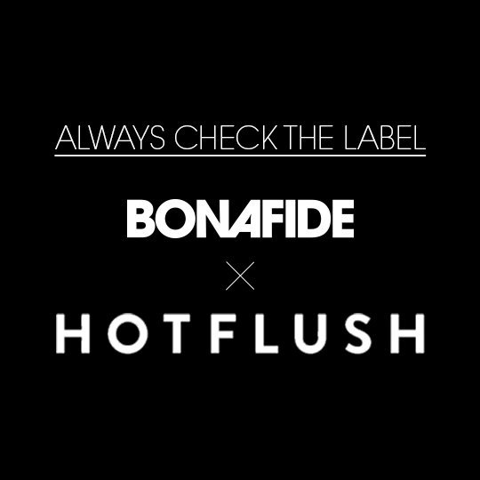 Always Check The Label: Hotflush Recordings (trailer)