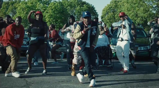 Watch: official video for Kendrick Lamar's King Kunta