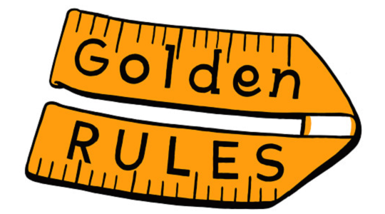 Premiere golden rules auntie pearl 39 s house for Golden rule painting