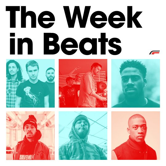 The Week In Beats with Knxwledge, Pender Street Steppers and more