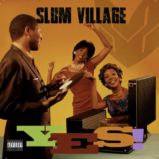 Premiere: Slum Village – Push It Along (feat. Phife Dawg)