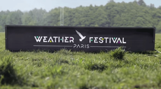 Before you go to Weather Festival…