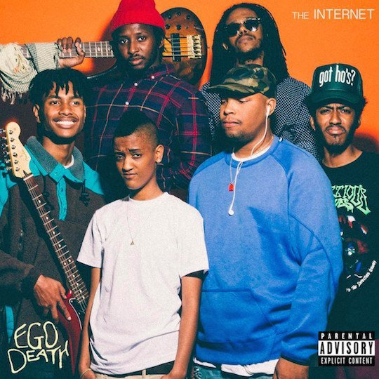 Listen: The Internet – Ego Death