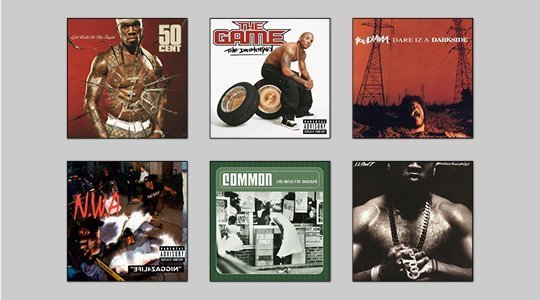 Win Reissues Of Classic Hip Hop Albums On Vinyl