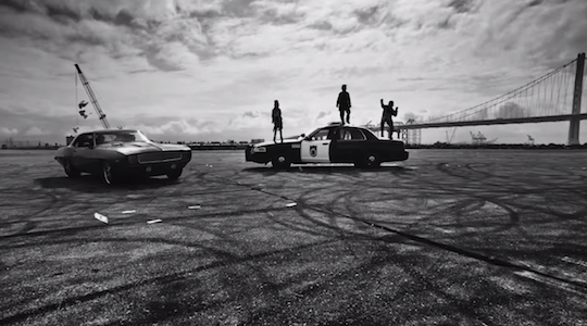 Watch: Kendrick Lamar – Alright