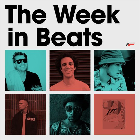 The Week In Beats: Four Tet, Seven Davis Jr, Whoarei and more