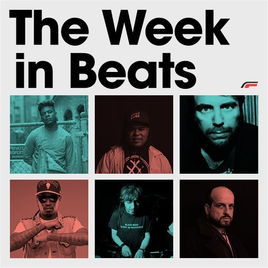 The Week In Beats: ILoveMakonnen, Move D, Mick Jenkins and more