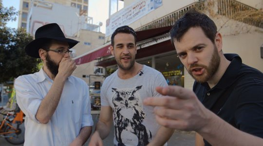 Watch: Mike Skinner's Hip Hop in the Holy Land doc series