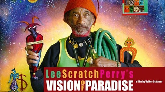 "Lee ""Scratch"" Perry's Vision Of Paradise & Hip-Hop in The Holy Land films"