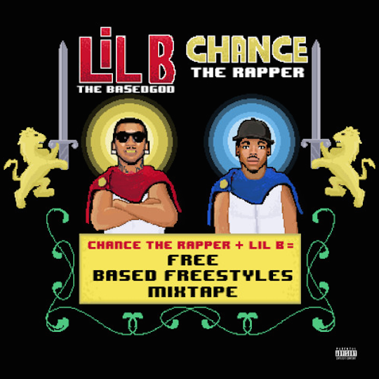 Listen: Lil B x Chance The Rapper – Free (Based Freestyles Mixtape)