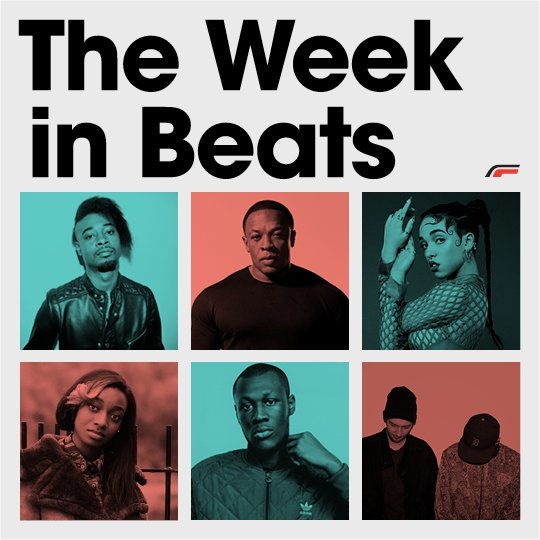 The Week In Beats: Dr. Dre, Stormzy, FKA Twigs and more
