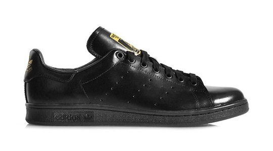 "adidas Originals unveil the Stan Smith ""Core Black"""