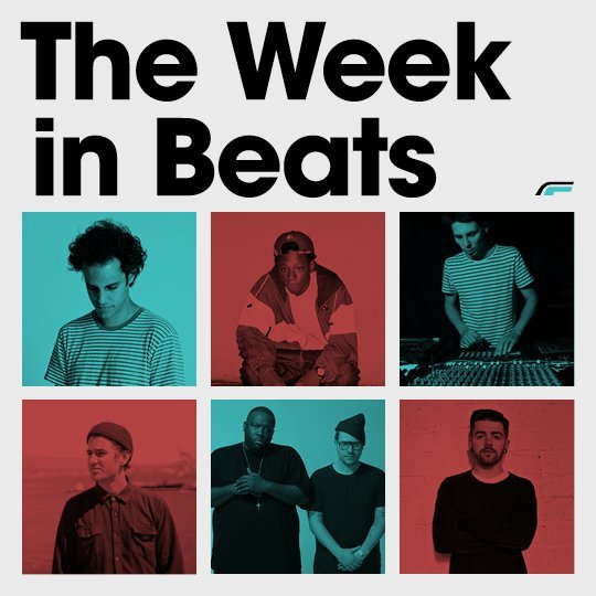 The Week In Beats: Joey Bada$$, Project Pablo, Run The Jewels and more