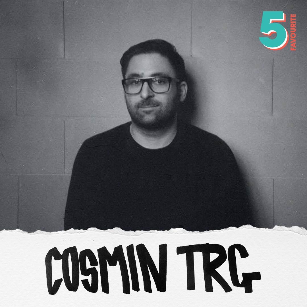 Cosmin TRG's 5 favourite rave tracks