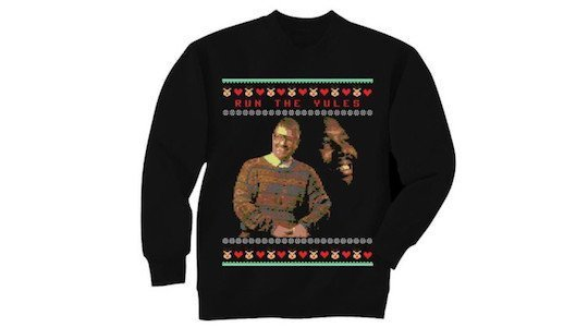 Run The Jewels have designed their own Christmas jumper