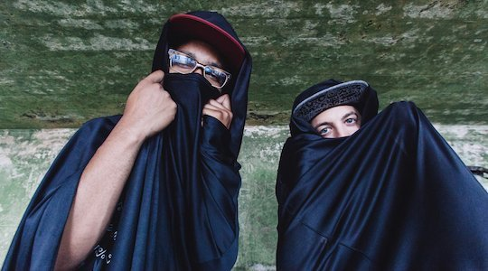 Cloaked out: The Doppelgangaz soldier on