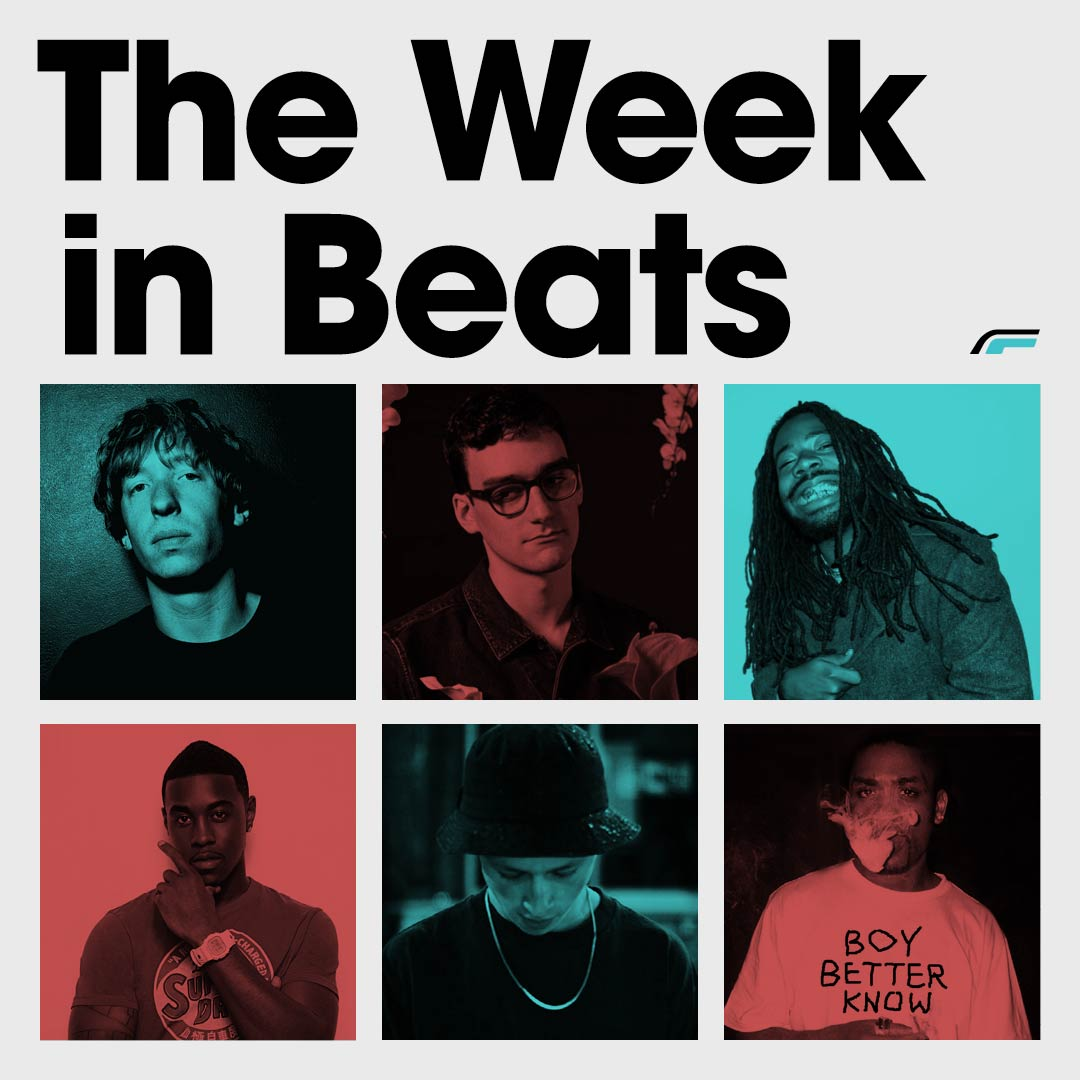 The Week In Beats: Wiley, Sam Gellaitry, Daniel Avery and more