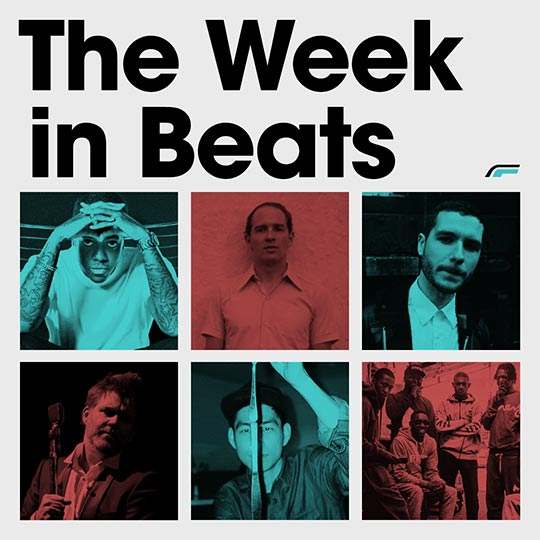 The Week In Beats: Nosaj Thing, Section Boyz, Kahn and more