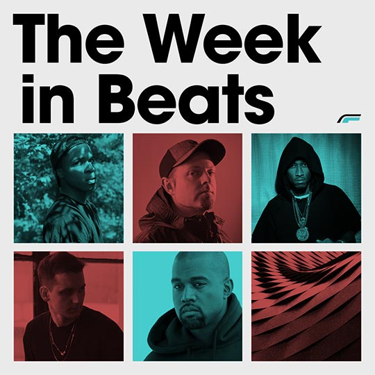 The Week In Beats: Allan Kingdom, Terem, DJ Shadow and more