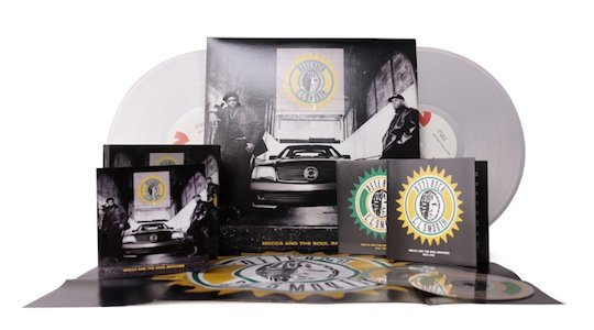 Classic releases by Pete Rock & CL Smooth get the reissue treatment