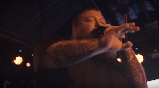 Watch: Action Bronson interview at Fresh Island Festival 2015
