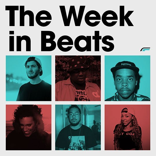 The Week In Beats: Mndsgn, DanielOG, Earl Sweatshirt and more