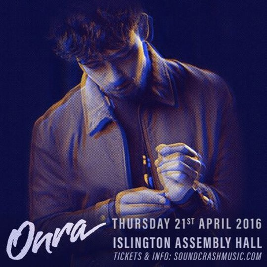 Win: a pair of tickets to Onra's live show in London