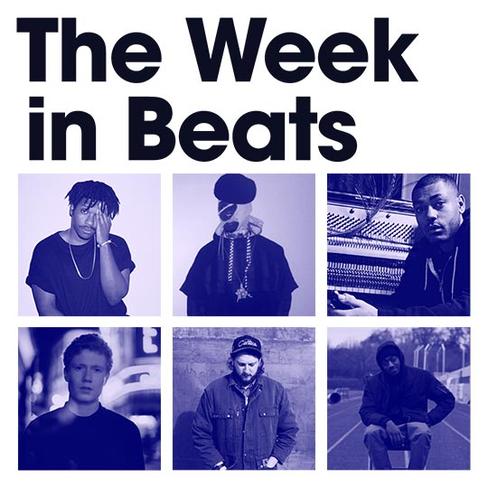 The Week In Beats: Father, O'Flynn, Gaika and more