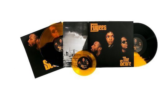 Win 20th Anniversary 2 X Lp 12 Quot Vinyl Edition Of Fugees