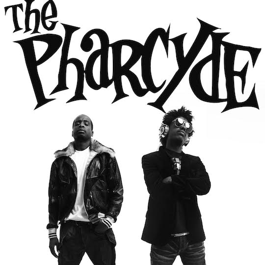 Somethin' That Means Somethin': an interview with The Pharcyde