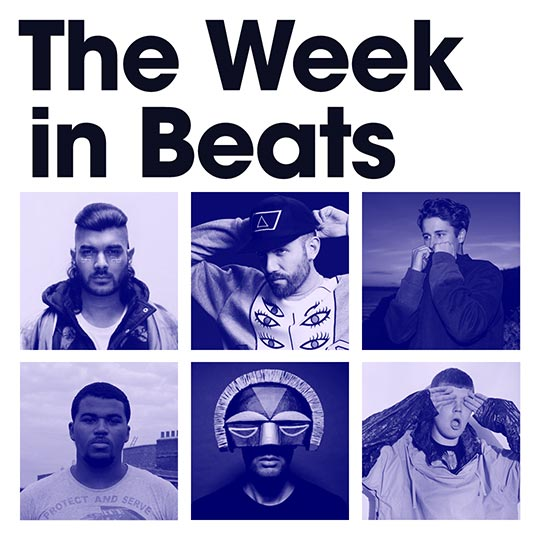 The Week In Beats: Mr. Mitch, Yung Lean, Kingdom and more
