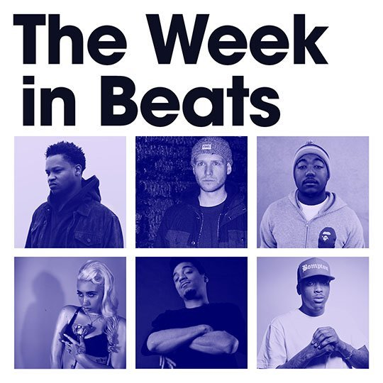 The Week In Beats: Commodo, Kali Uchis, BJ The Chicago Kid and more