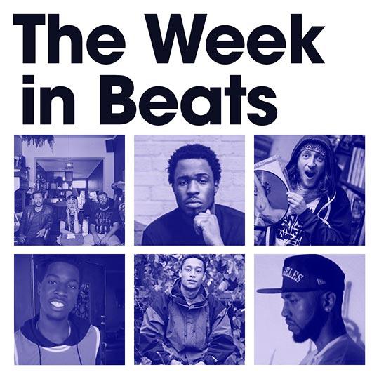 The Week In Beats: Hashfinger, Loyle Carner, Avelino and more