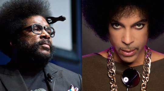 """Questlove pays tribute to """"hip-hop pioneer"""" Prince"""