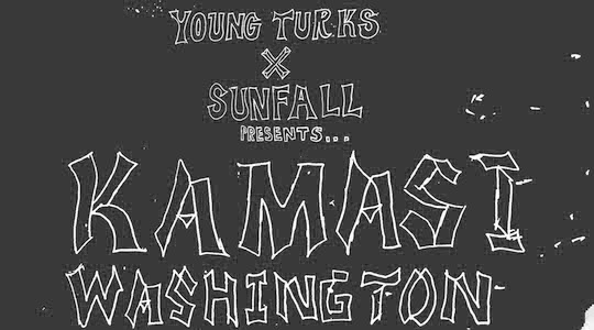 Sunfall announce Young Turks night session with Kamasi Washington, Mica Levi and Moses Boyd